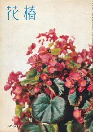 画像1: 花椿 昭和31年2月号