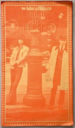 画像1: 野口五郎 wide album GORO IN EUROPE